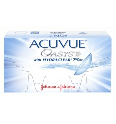 Acuvue Oasys [caixa de 6 lentes]