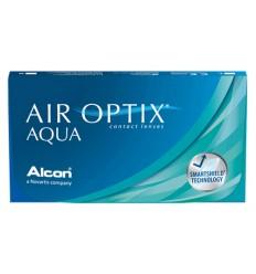 Air Optix Aqua [caixa de 6 lentes]