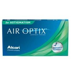 Air Optix Astigmatism [caixa de 6 lentes]