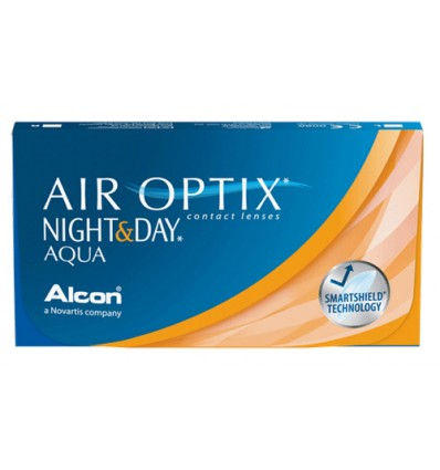 Air Optix Night&Day [caixa de 6 lentes]