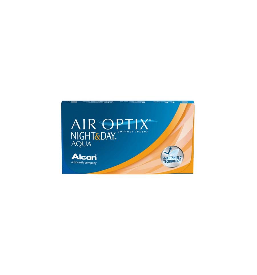 8d3934b7485bc Air Optix Night Day  caixa de 6 lentes