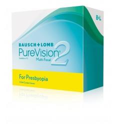 Purevision 2 Multifocal [caixa de 6 lentes]