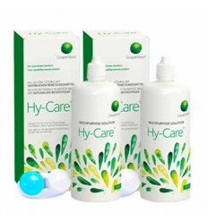 2 X Hy Care [360 ml]