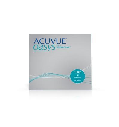 Acuvue Oasys 1 Day [caixa de 90 lentes]