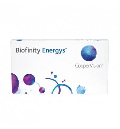 Biofinity Energys [caixa de 3 lentes]