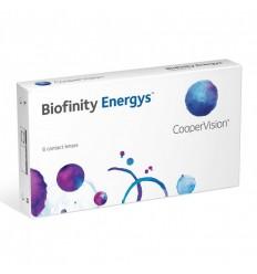 Biofinity Energys [caixa de 6 lentes]