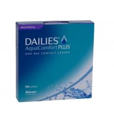 Dailes AquaComfort Plus [caixa de 90 lentes]