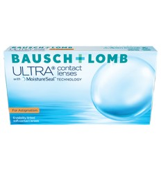 Bausch+Lomb Ultra Astigmatism [6 lenses]
