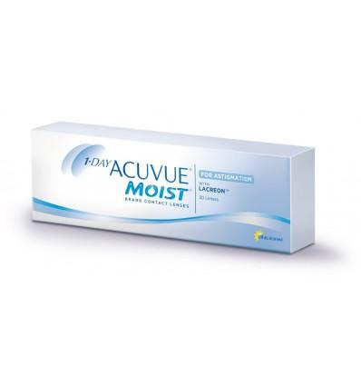 1Day Acuvue Moist Toric [caixa de 30 lentes]