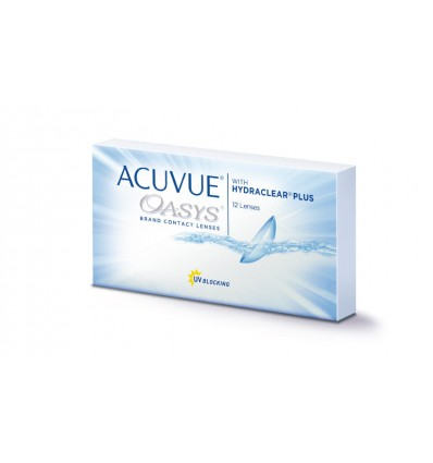 Acuvue Oasys [caixa de 12 lentes]