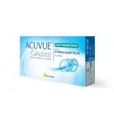 Acuvue Oasys Presbiopia [caixa de 6 lentes]