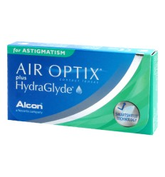 Air Optix HG Astigmatism [caixa de 3 lentes]