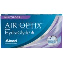 Air Optix HG Multifocal [caixa de 6 lentes]