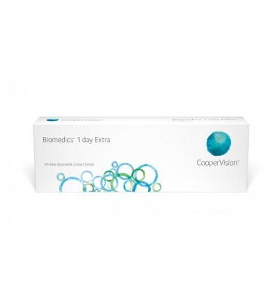 Biomedics 1Day Extra [caixa de 30 lentes]