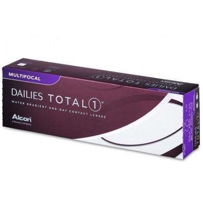Dailies Total 1 Multifocal [caixa de 30 lentes]