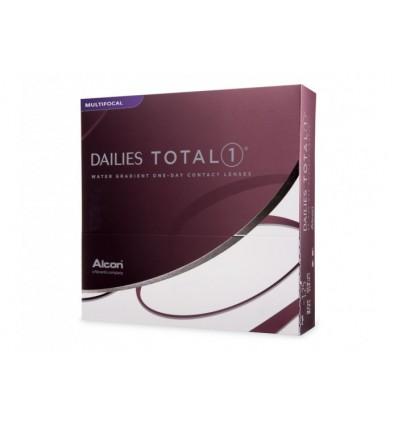Dailies Total 1 Multifocal [caixa de 90 lentes]