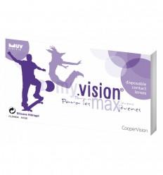 My.Vision Max [caixa de 6 lentes]