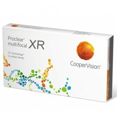 Proclear Multifocal XR [caixa de 3 lentes]