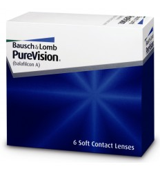Purevision [caixa de 6 lentes]