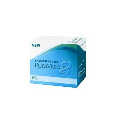 Purevision 2HD [caixa de 6 lentes]