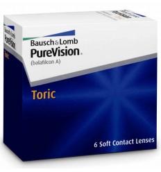 Purevision Toric [caixa de 6 lentes]