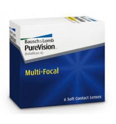Purevision Multifocal [caixa de 6 lentes]