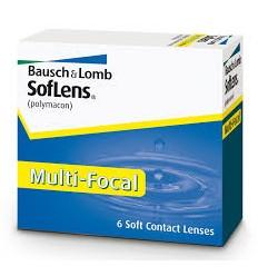 SofLens Multifocal [caixa de 6 lentes]