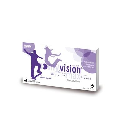 My.Vision Max Toric [caixa de 6 lentes]