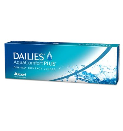 Dailes AquaComfort Plus [caixa de 30 lentes]