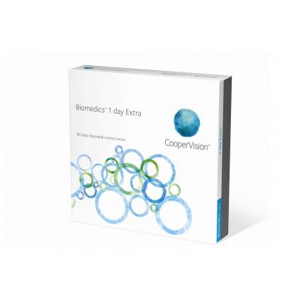 Biomedics 1Day Extra [caixa de 90 lentes]