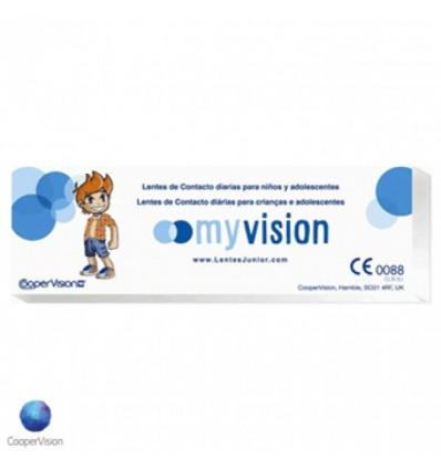 My.Vision [caixa de 30 lentes]