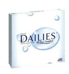 Focus Dailies All Day Comfort [caixa de 90 lentes]