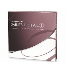 Dailies Total 1 [caixa de 90 lentes]
